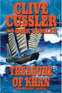 Clive Cussler's latest Dirk Pitt book.